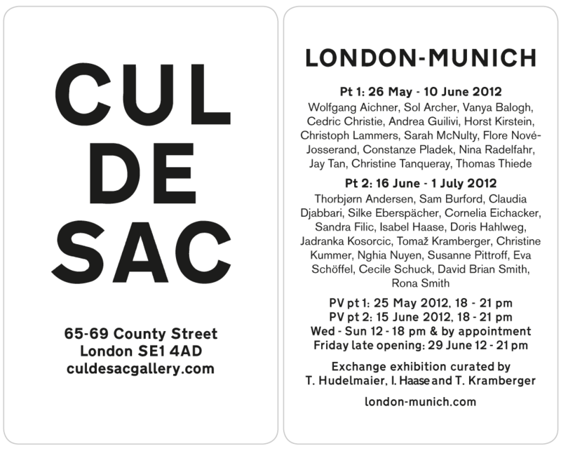Exhibition-London-Munich-Cul-De-Sac-e-mail-invite